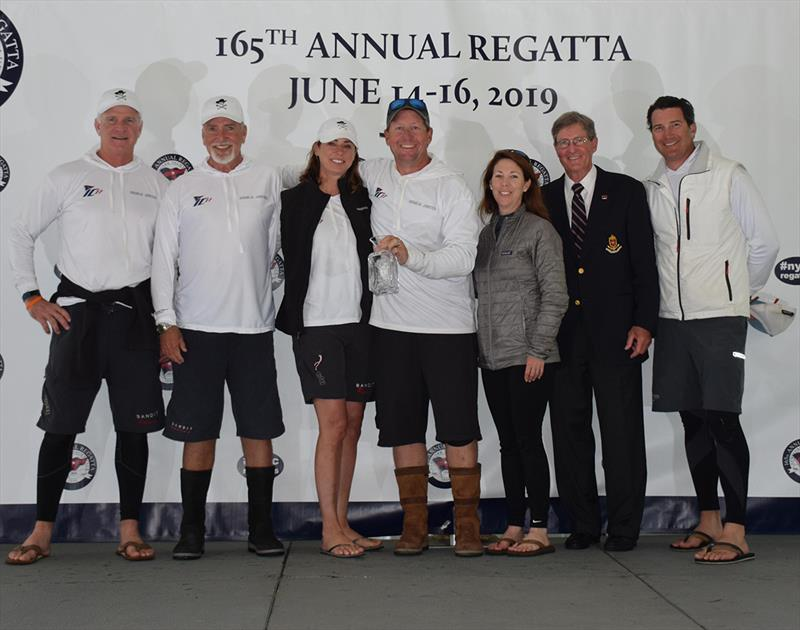 165th Annual Regatta - photo © Stuart Streuli