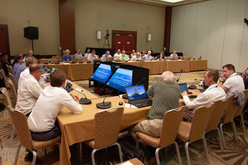 World Sailing Annual Conference 2018 - Sarasota, USA  - photo © Daniel Smith
