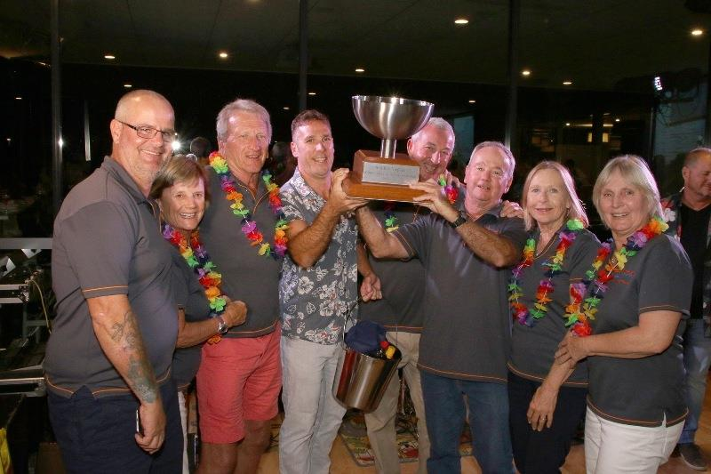 Bannisters Port Stephens Commodores Cup presentation night 2019 - photo © Mark Rothfield