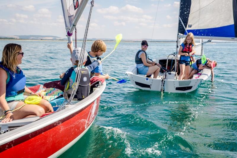 New research shows watersports participation is on the rise