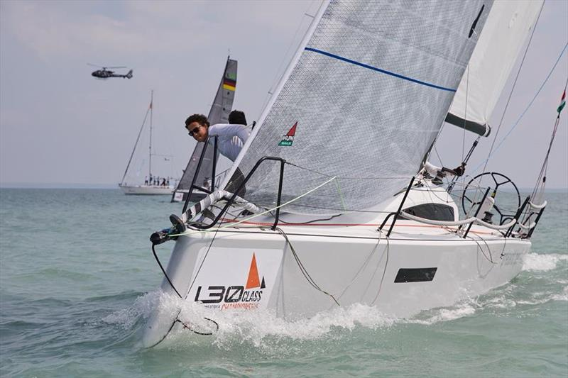 The trail-able L30 has been chosen by World Sailing as the one design keelboat to be used in the Rolex Middle Sea race which will be the inaugural World Offshore Championship - photo © L-30 Association