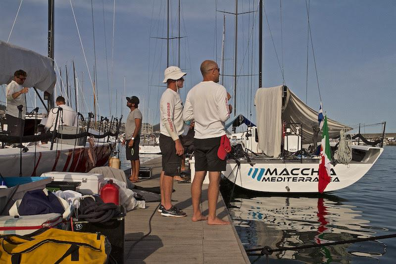 Opening day of the IRC Europeans - photo © Alexander Panzeri