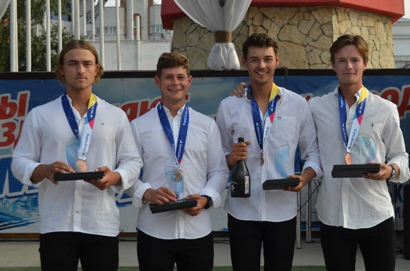 Final day - 2019 Youth Match Racing World Championship - photo © Event Media