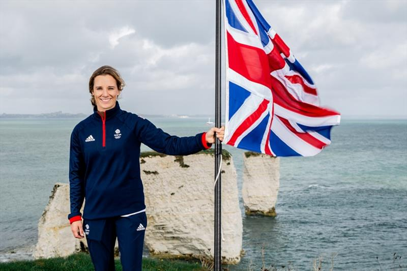 Alison Young photo copyright British Sailing Team taken at