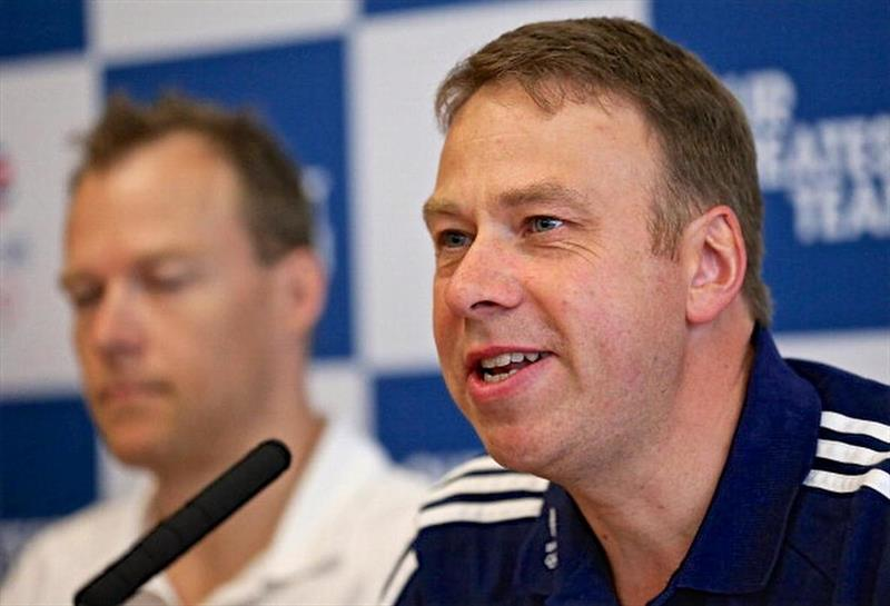 Chief Executive of World Sailing, Andy Hunt, to step down after 4 years in the role