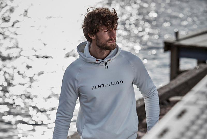 The Mav Hoody is made from 100% recycled polyester from what was 1.5 litre PET bottles - photo © Henri Lloyd