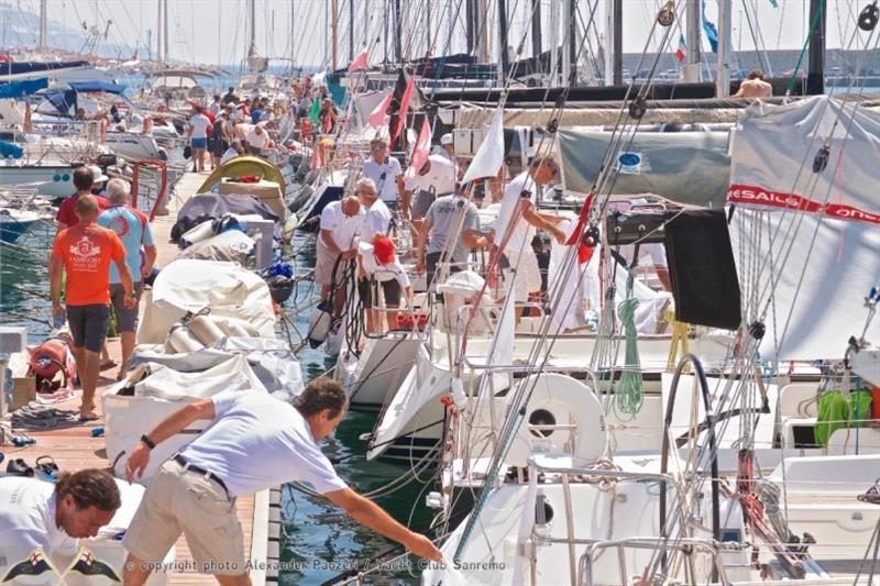 The 2020 IRC European Championship will be held at Cork Week - photo © Alexander Panzeri / Yacht Club Sanremo
