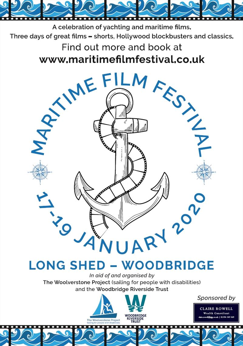 Maritime Film Festival 2020 photo copyright Andy Beharrell taken at