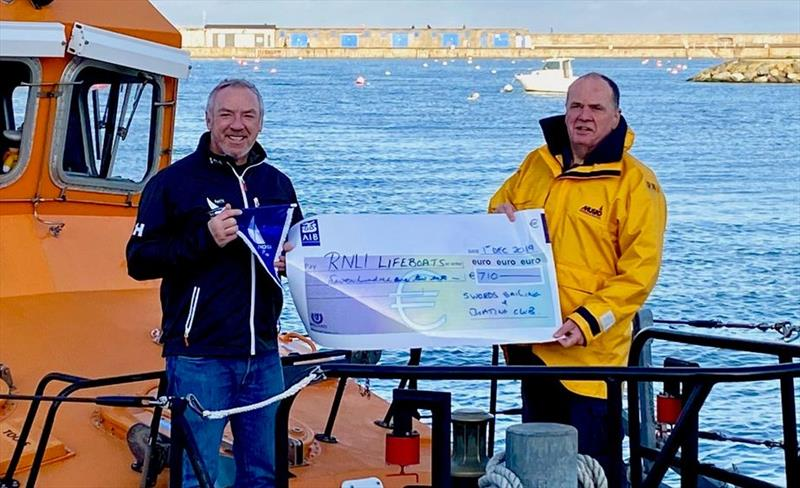 Fund Raising for RNLI at Swords Sailing & Boating Club photo copyright SSBC taken at Swords Sailing & Boating Club