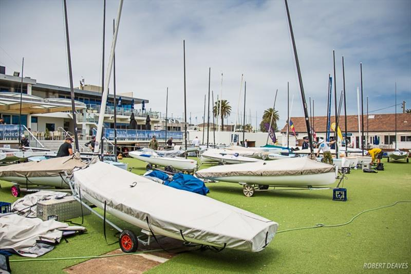 The Royal Brighton Yacht Club is hosting the 2019 Finn Gold Cup - photo © Robert Deaves