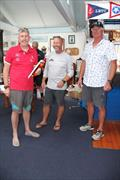 Prizegiving - 2020 North Sails Young 88 South Island Championships © Mike Leyland / Young 88 Owners Assocation
