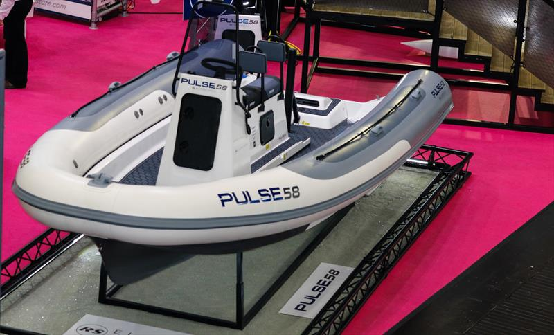 RS Electric launch the Pulse58 full electric RIB at Boot Düsseldorf - photo © RS Electric
