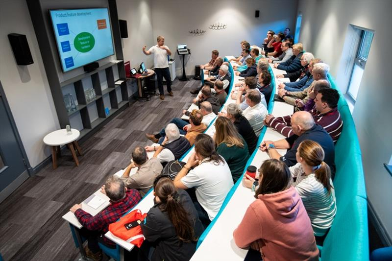 CPD workshops - RYA Training Conference - photo © RYA