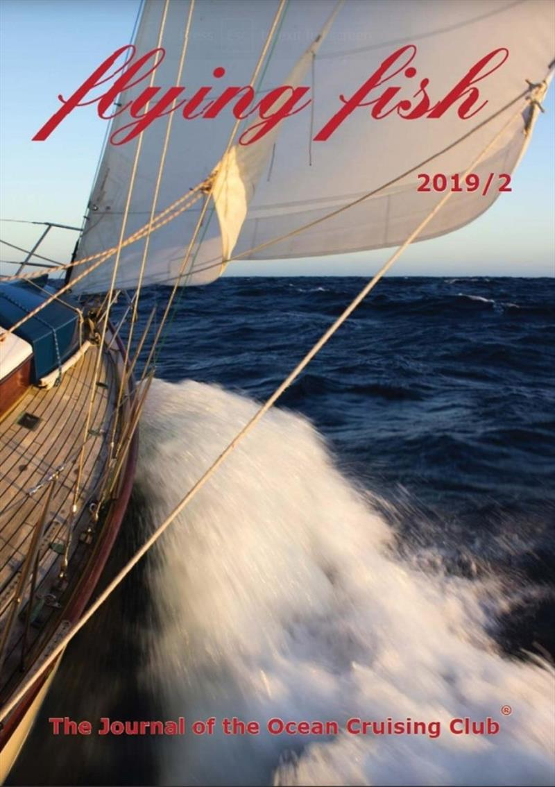 The OCC has opened up its collection of Flying Fish journals as free-to-access pdfs and eZine editions. photo copyright Ocean Cruising Club taken at