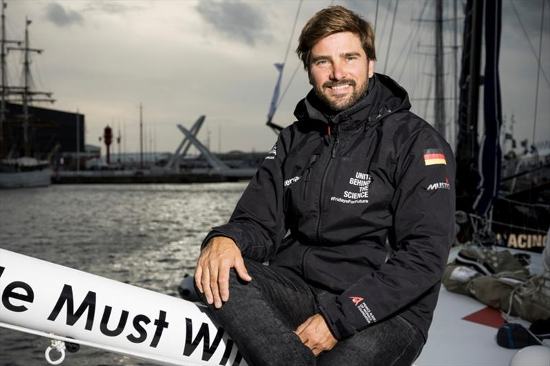 Boris Herrmann - photo © Vincent Curutchet / IMOCA