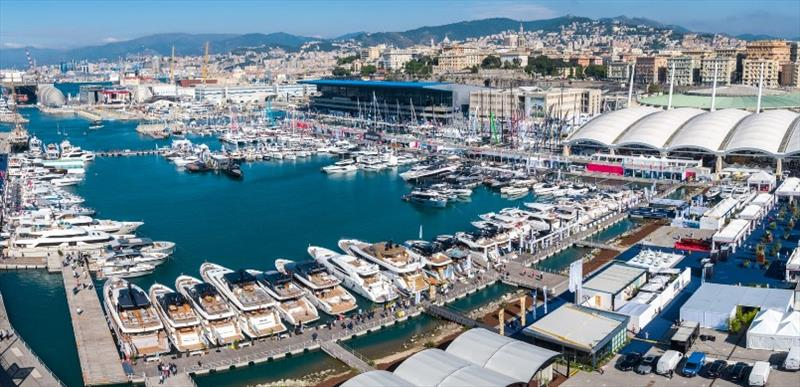 Genoa International Boat Show - photo © Genoa Boat Show