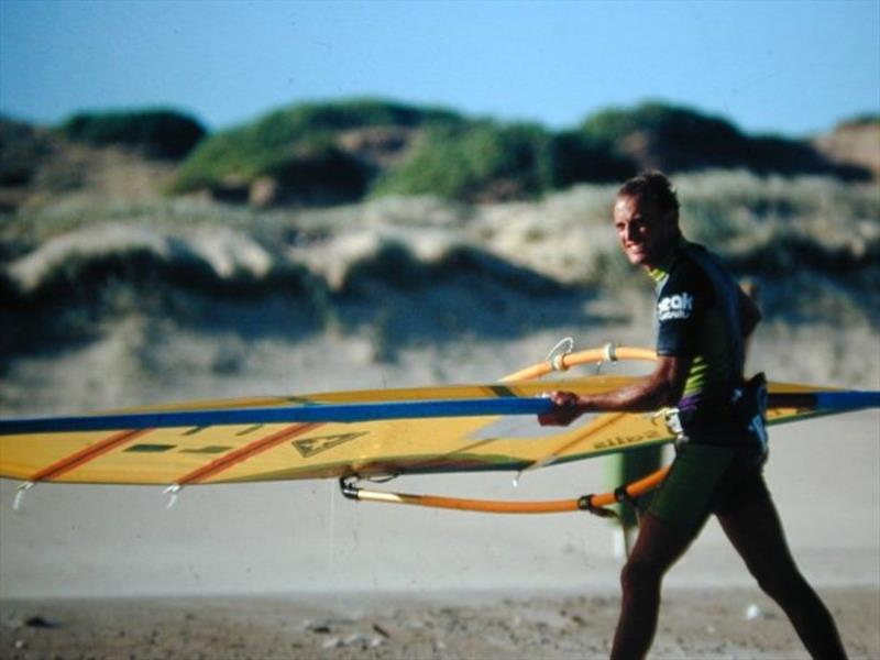 Chico Forti - photo © Foiling Week