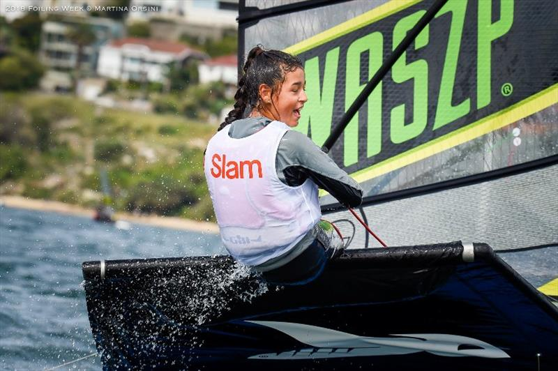 Learn to Fly and Foil Tasting - 2018 Foiling Week - photo © Martina Orsini