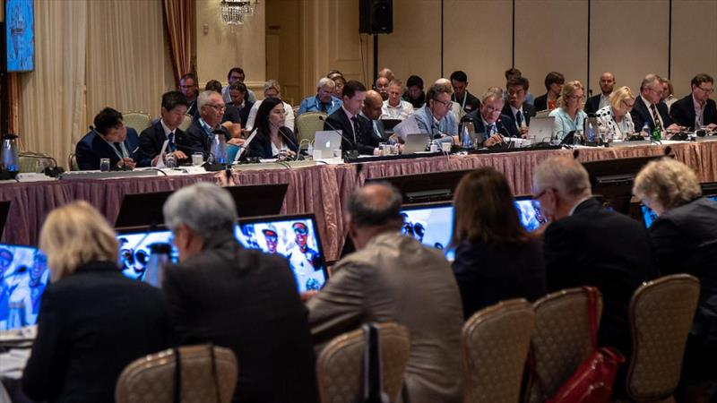 World Sailing's virtual Annual Conference - photo © World Sailing