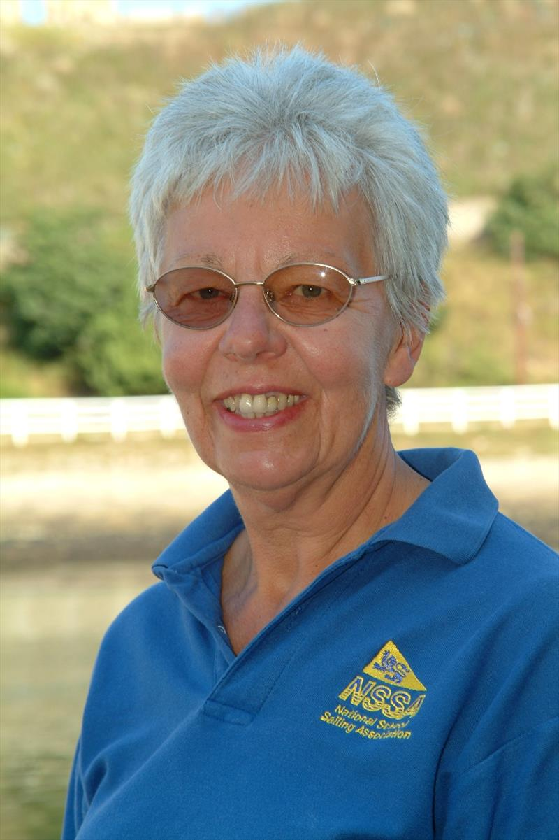 Barbara Darling (Honor Preston Award) - photo © RYA