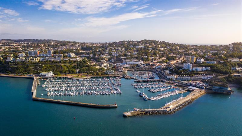 Torquay Harbour - photo © www.Sportography.tv
