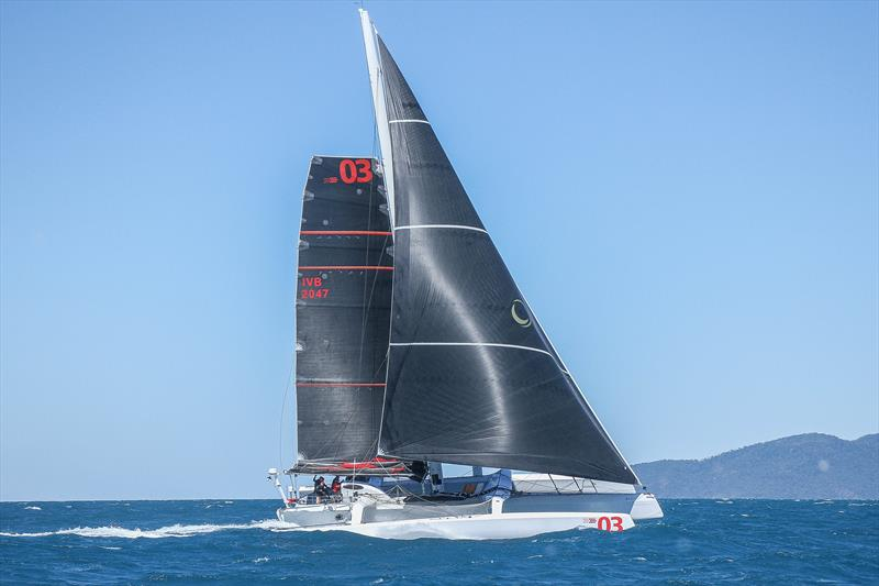 Beau Geste - Day 4 - Hamilton Island Race Week, August 22, 2019 - photo © Richard Gladwell