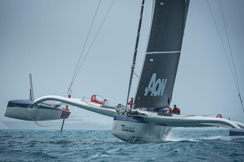 Maserati in the Caribbean Multihull Challenge - photo © Laurens Morel / www.saltycolours.com