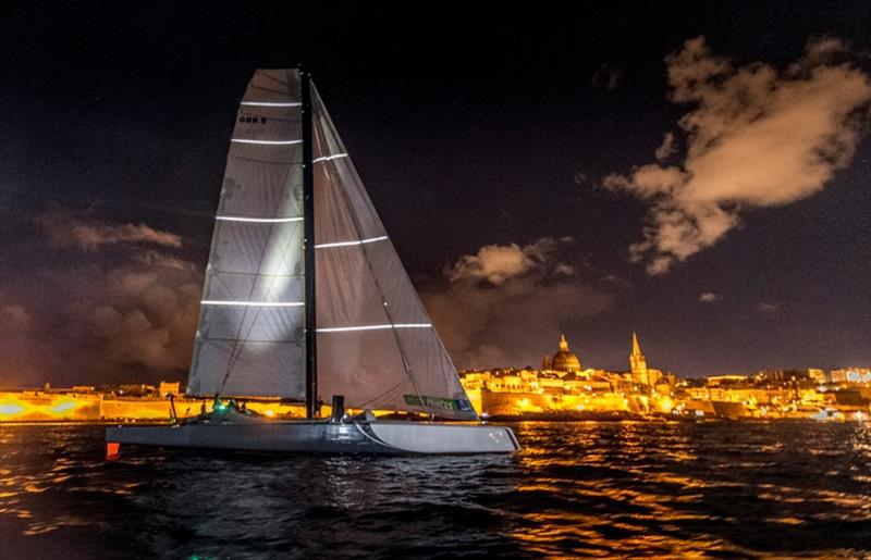 2020 Rolex Middle Sea Race day 3 - photo © Rolex / Kurt Arrigo
