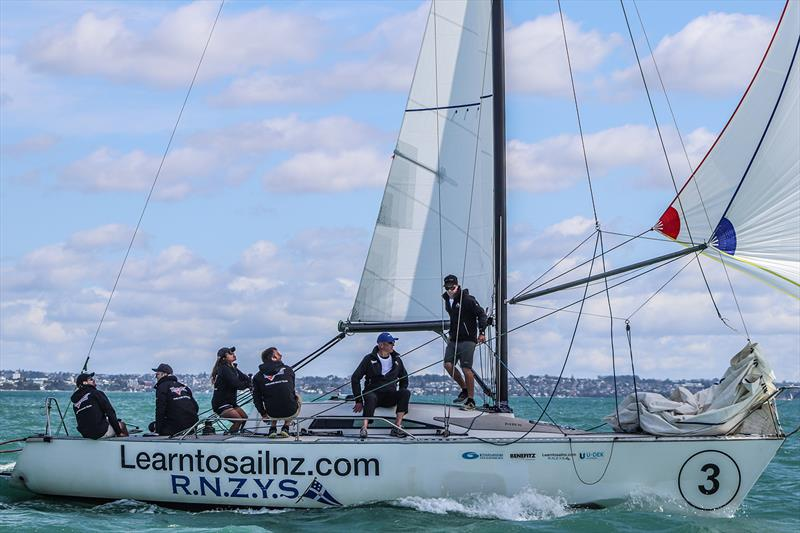 Theland Racing Team - Theland NZ Open National Keelboat Championship  - photo © Andrew Delves