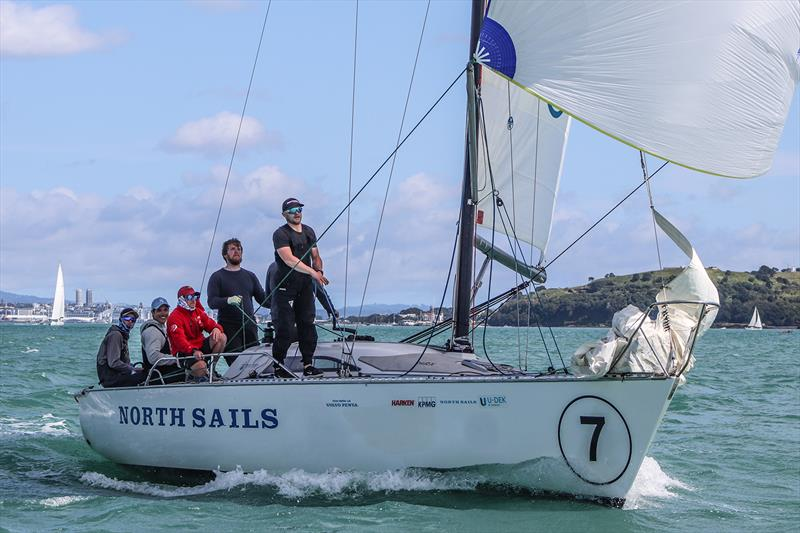 Sean Herbert RNZYS - Theland NZ Open National Keelboat Championship  - photo © Andrew Delves