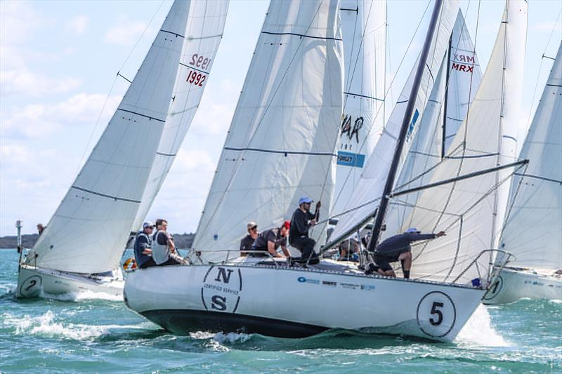 Knots Racing - Theland NZ Open National Keelboat Championship - photo © Andrew Delves