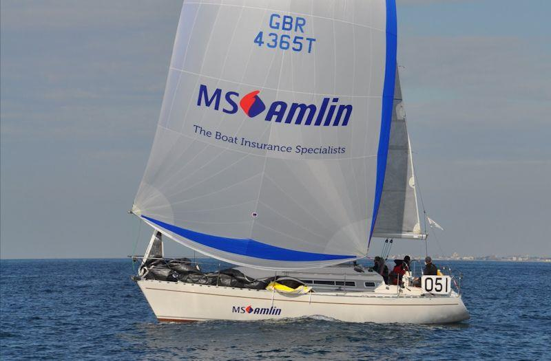 MS Amlin sponsored yachts win at The Royal Escape Race 2019 photo copyright MS Amlin taken at  and featuring the  class