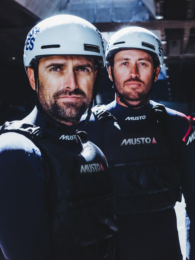 Stars + Stripes Partner with Musto for the 36th America's Cup photo copyright Matthew Brush taken at  and featuring the  class