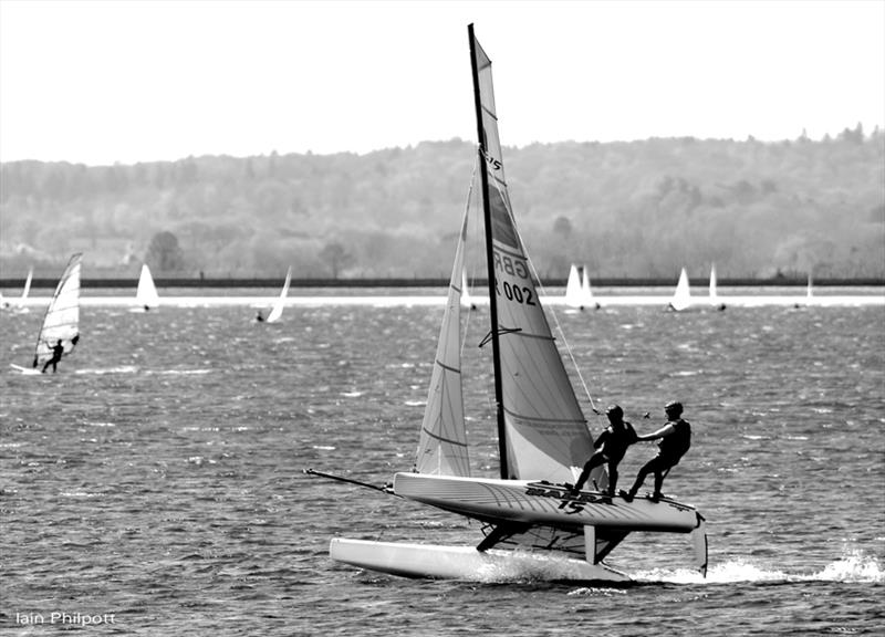 The Nacra 15 has been selected as the next Youth Multihull - photo © Iain Philpott