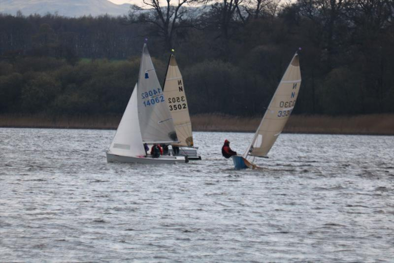 National 12s at Annandale photo copyright Angus Beyts taken at Annandale Sailing Club and featuring the National 12 class