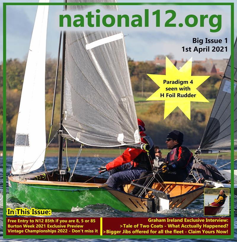 National 12 Magazine - Issue 1 photo copyright NTOA taken at  and featuring the National 12 class
