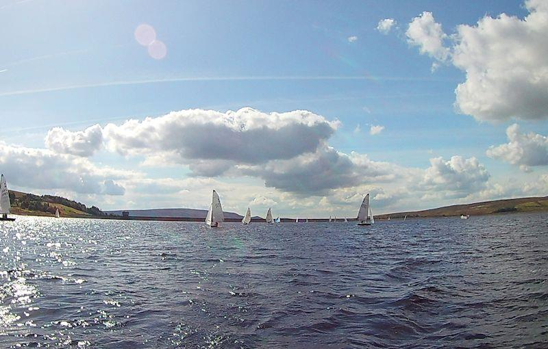 National 12 Gul Watersports Series at Yorkshire Dales Sailing Club
