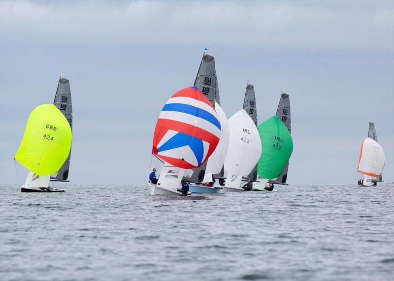 National 18 UK and Ireland Championships at Royal Findhorn Yacht Club