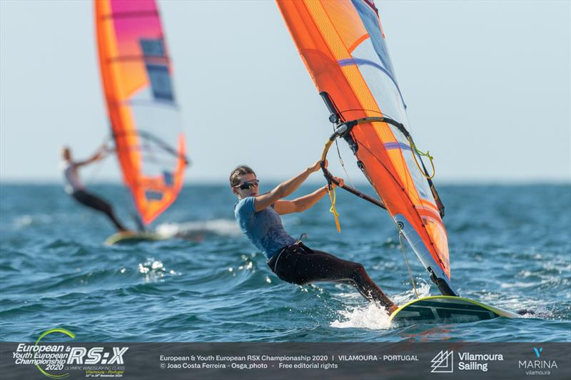 RS:X Europeans at Vilamoura, Portugal day 1 - photo © Joao Costa Ferreira / Osga_photo