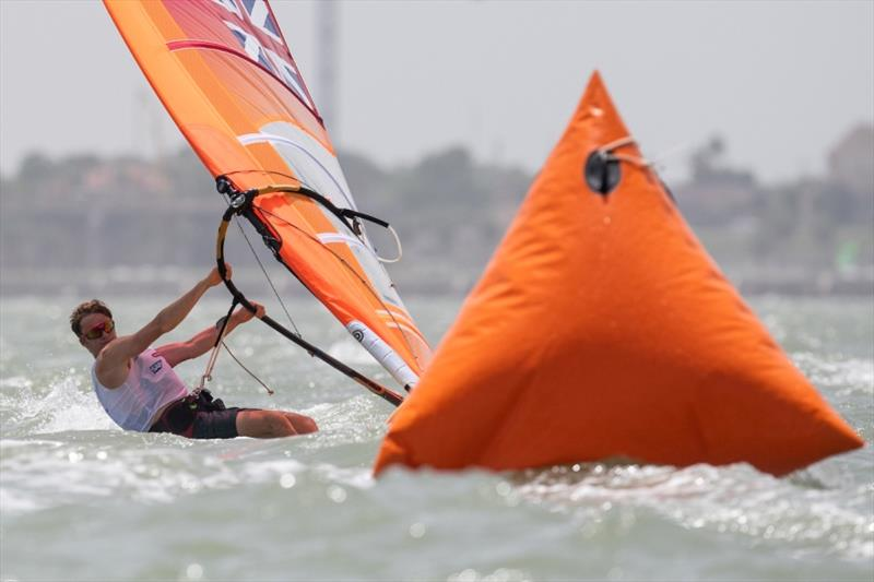Isaac Lines - photo © Jen Edney / World Sailing