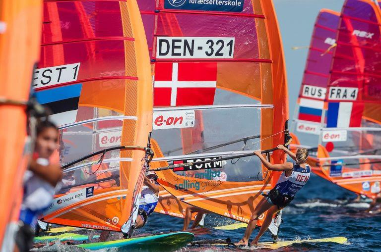 RS:X - Hempel Sailing World Championships - Aarhus, Denmark - August 2018 - photo © Jesus Renedo/Sailing Energy/Aarhus 2018