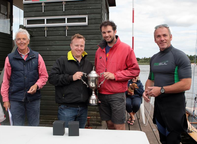 Norfolk Punt Club Championships - photo © Robin Myerscough