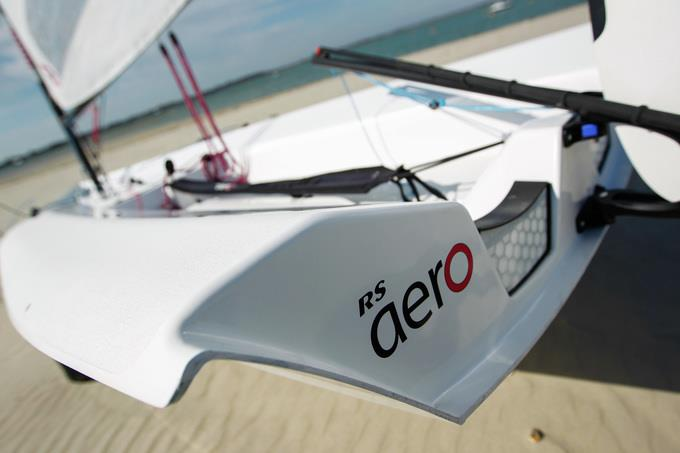 RS Aero - photo © RS Sailing