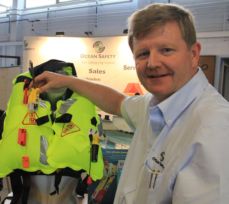 Ocean Safety will present safety forums to WCC's ocean rally participants © Ocean Safety