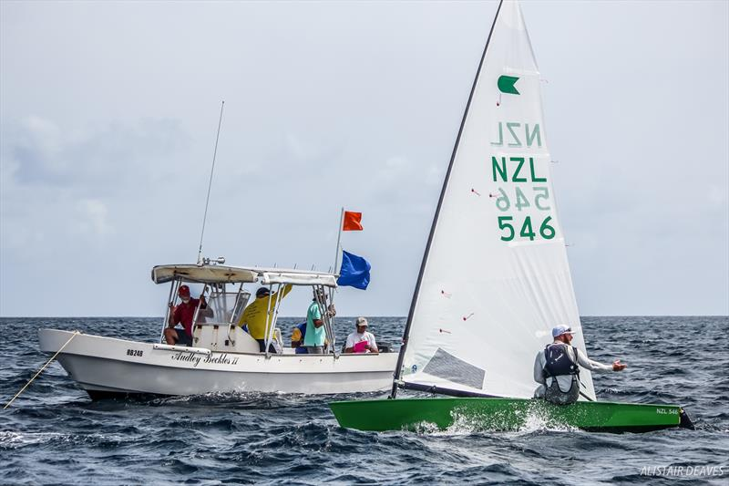 Day 5 of the 2017 OK Dinghy Worlds - photo © Alastair Deaves