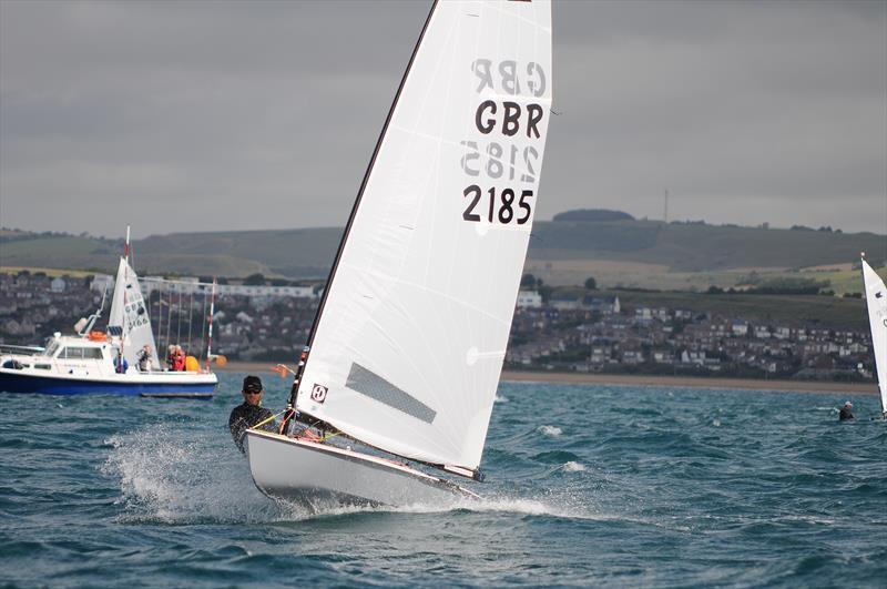 Allen Sailing OK Nationals at Weymouth - photo © Richard Bowers