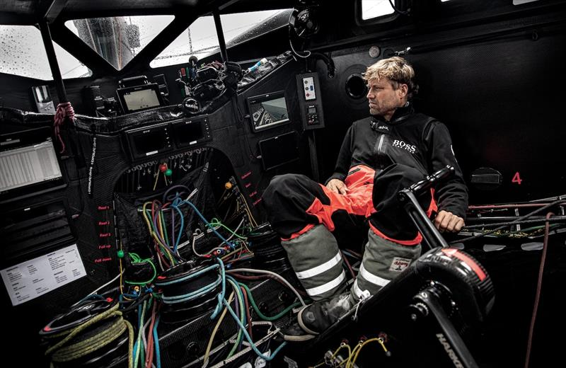 Alex Thomson ceases racing in the Vendée Globe - photo © Alex Thomson Racing