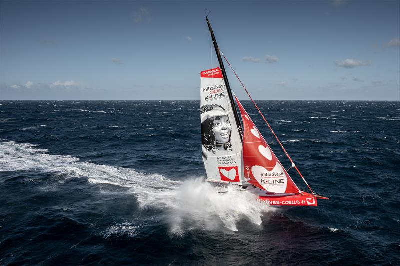 Vendée Globe Day 28: An abandoning trio in Cape Town evoke the origin of the race