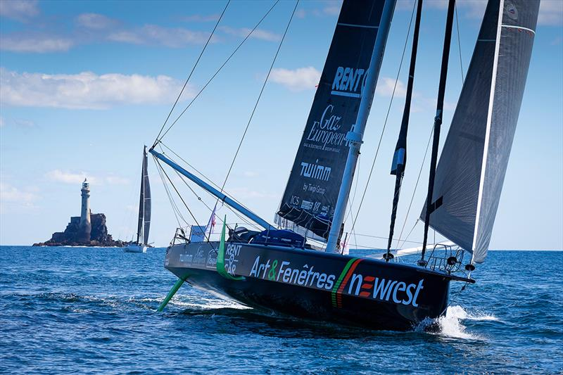 Bermudes 1000 Race photo copyright David Branigan / Oceansport taken at  and featuring the IMOCA class