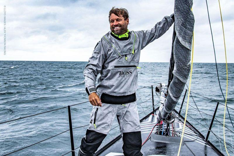 Zhik seals new partnership with Alex Thomson Racing